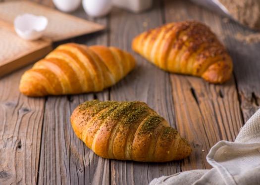 White Croissant  الكرواسون الأبيض